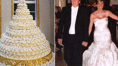 5 Most Expensive Wedding Cakes In The World