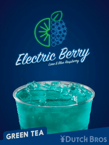 electric berry dutch bros Snickerdoodle Coffee Dutch Bros  Secret Menu Amp Prices  Hidden Drinks  Updated