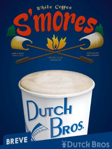 Dutch Bros Birthday Cake Freeze