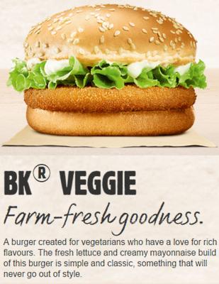 recipe: burger king veggie burger nutrition facts [17]