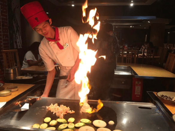 calories-in-benihana-restaurant
