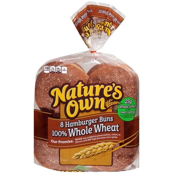 Whole Wheat Hot Dog Bun Calories