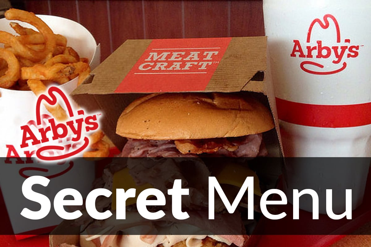 Secret Fast Food Menu Items
