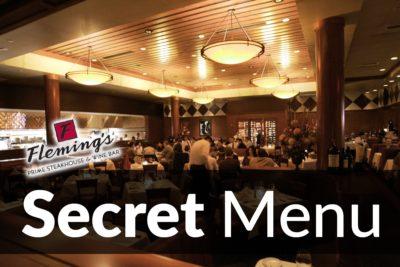 Fleming S Steakhouse Secret Menu Items Apr 2018 Secretmenus
