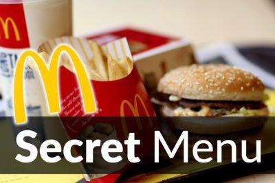mcdonald s secret menu items nov 2018 secretmenus