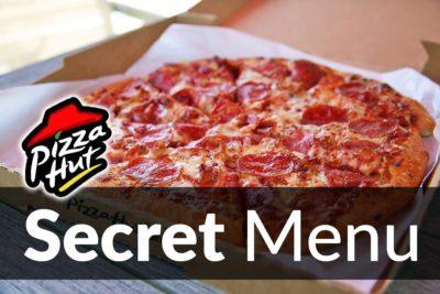 image regarding Pizza Hut Menu Printable identify Pizza Hut Key Menu Goods Sep 2019 SecretMenus