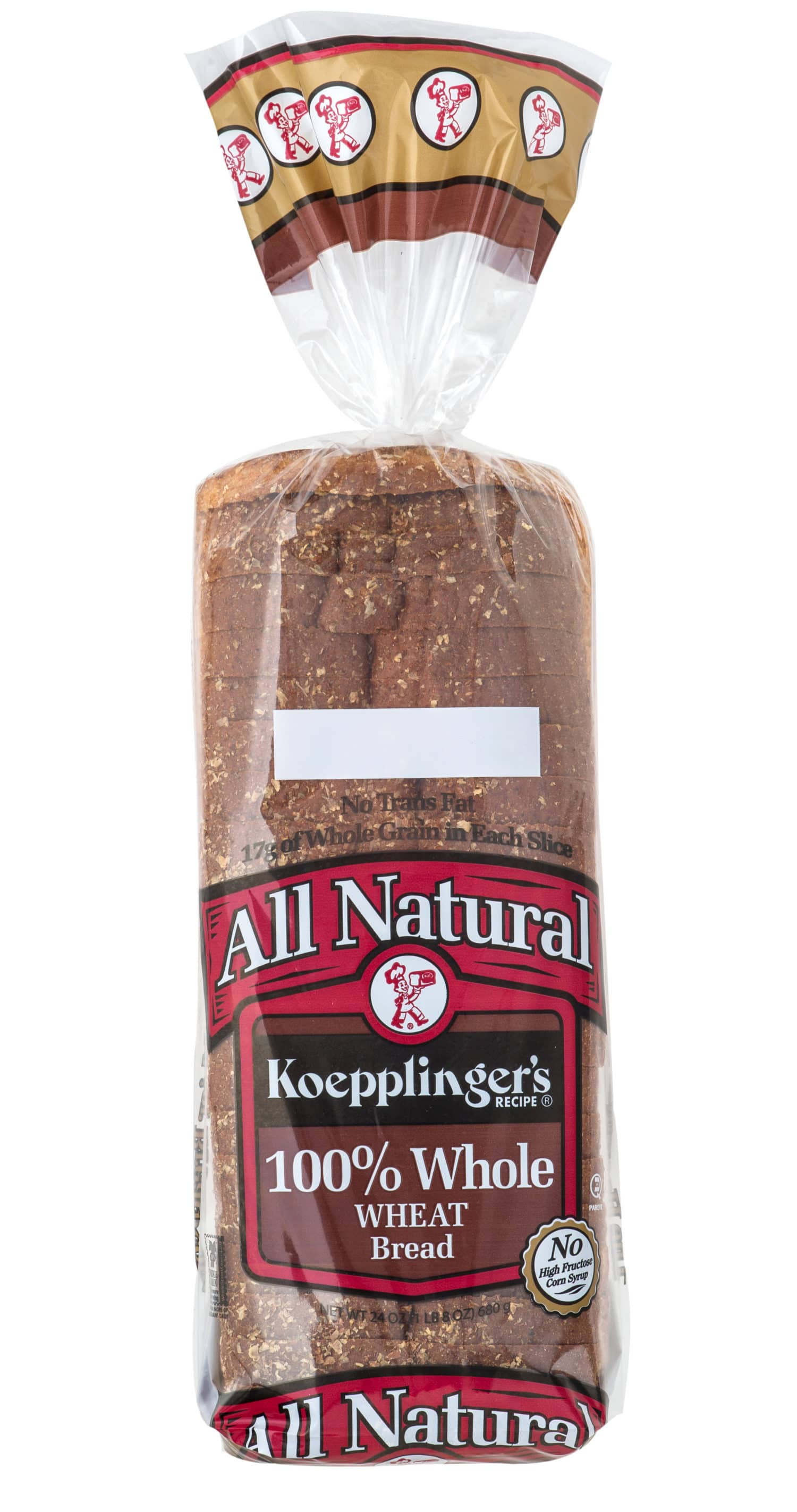 all natural 100 whole grain bread from aunt hattie 39 s. Black Bedroom Furniture Sets. Home Design Ideas
