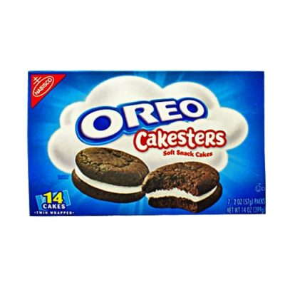 Cakesters From Oreo Nurtrition Price