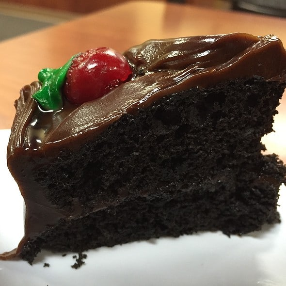 Carbohydrates In Chocolate Cake