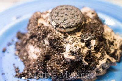 Dirt Cake From Oreo Nurtrition Price