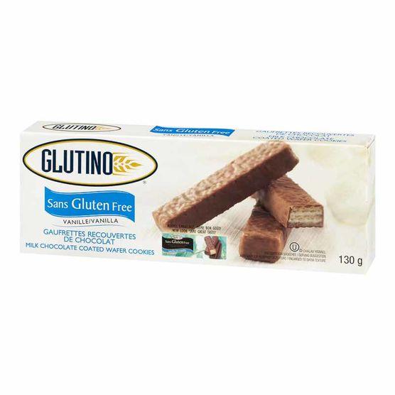 Gluten free wafer biscuits