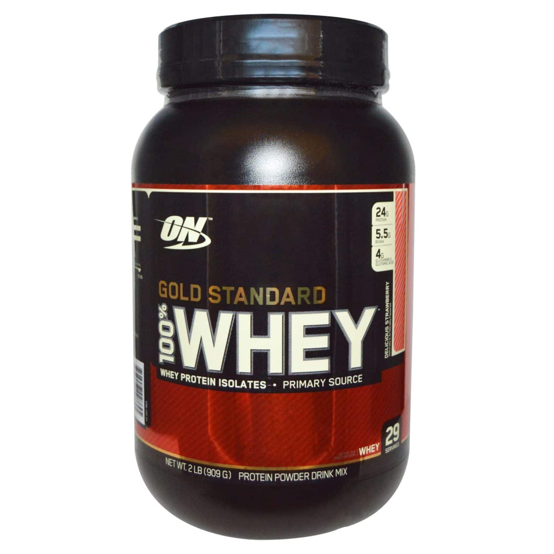 Whey delicious protein powder