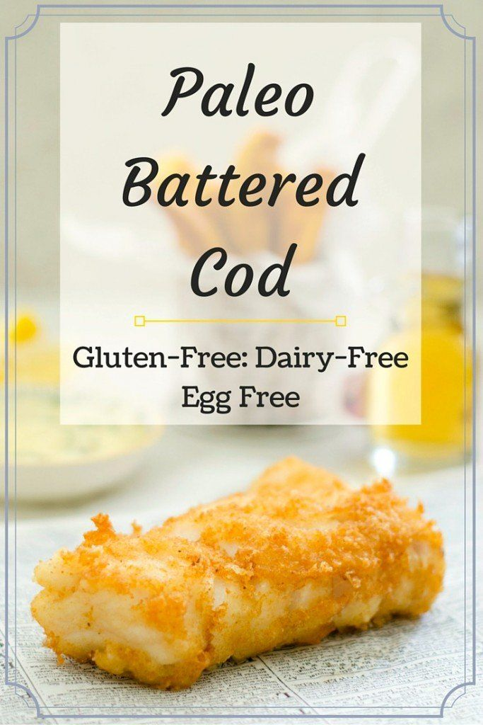 Lightly battered fish wheat free gluten free recipe from for Light batter for fish
