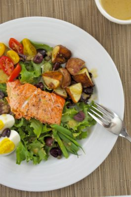 Nicoise Salad With Salmon From Nordstrom Nurtrition Price