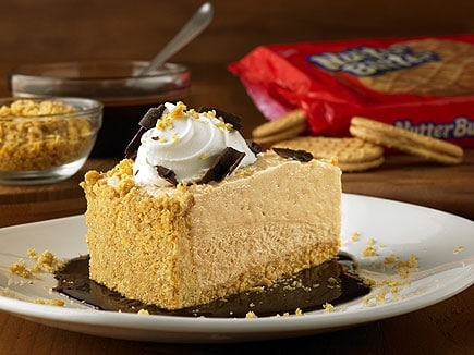 Nutter Butter Peanut Butter Pie From Outback Steakhouse