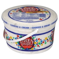 How Much Calories Is Party Cake Ice Cream