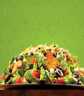 Close talker streaker salad chicken from moe s southwest grill nurtrition price - Moe southwest grill menu prices ...