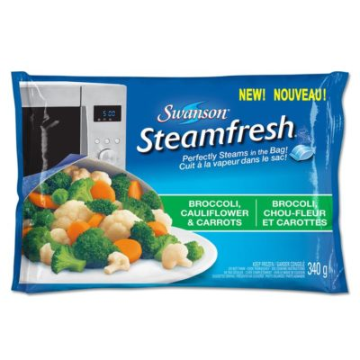 Microwave Steam In Bag Mixed Vegetables