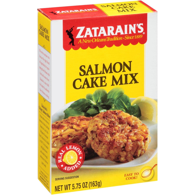 Zatarain S Tuna Cake Mix