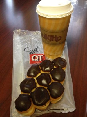 Glazed Old Fashioned Donut Nutrition