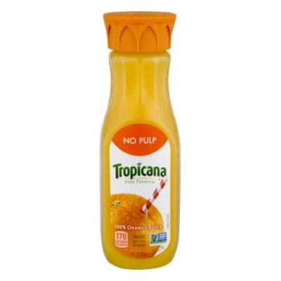 Trop50 Orange Juice No Pulp